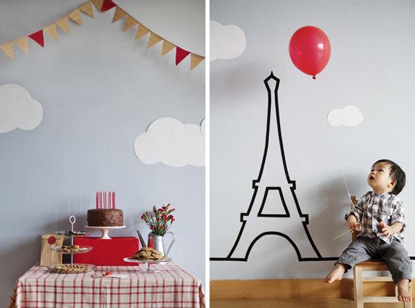 Eiffel-Tower-Outline