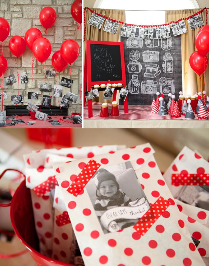 INSTAGRAM-THEMED-PARTY-A-year-in-an-instant-So-many-cute-ideas-Via-Karas-Party-Ideas-KarasPartyIdeas.com-instagram-party-ideas-first-birthday-year-decor-supplies-cake-red-black-white