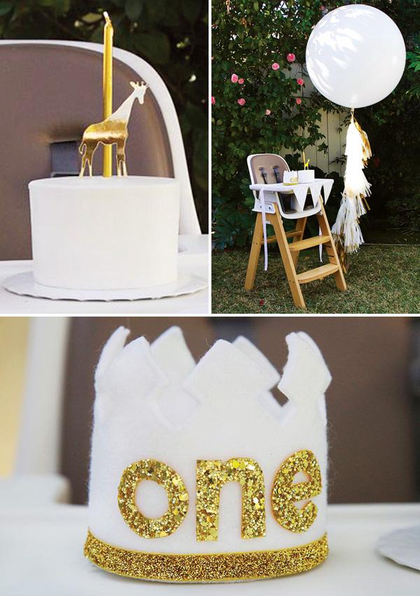 gold-glitter-first-birthday-crown