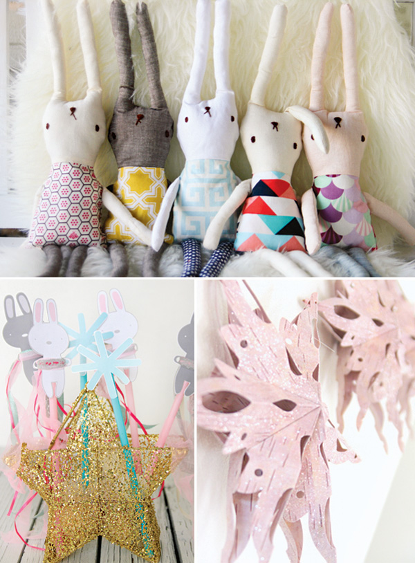 stuffed-bunny-party