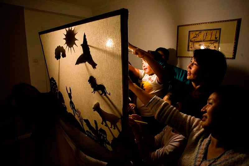 shadow-puppetry