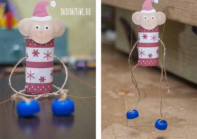 Как сделать марионетку куклу марионетку своими руками