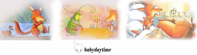 Сказки о любви для детей до 3 лет (полный текст)