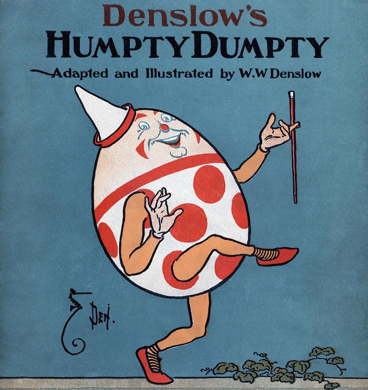 Английские потешки на ксилофоне: Humpty Dumpty