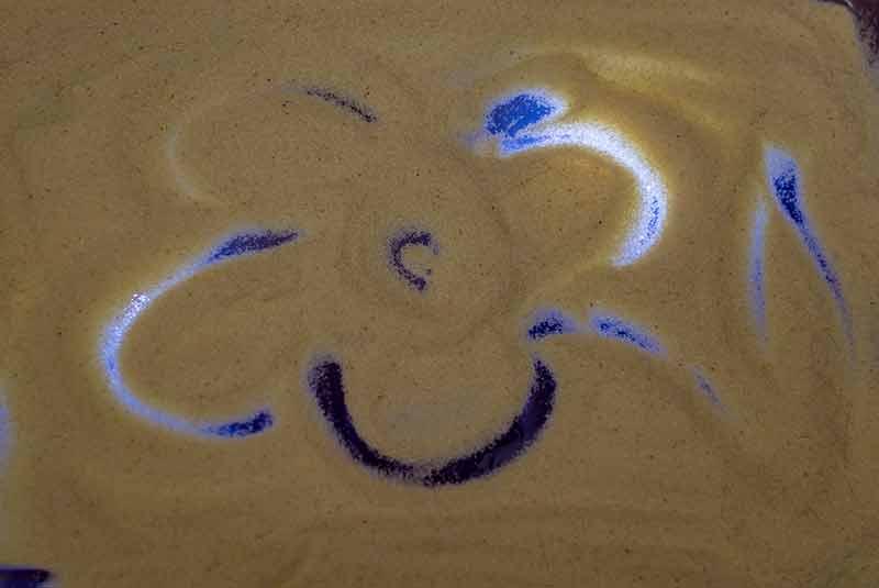 Рисование песком (манкой) в домашних условиях