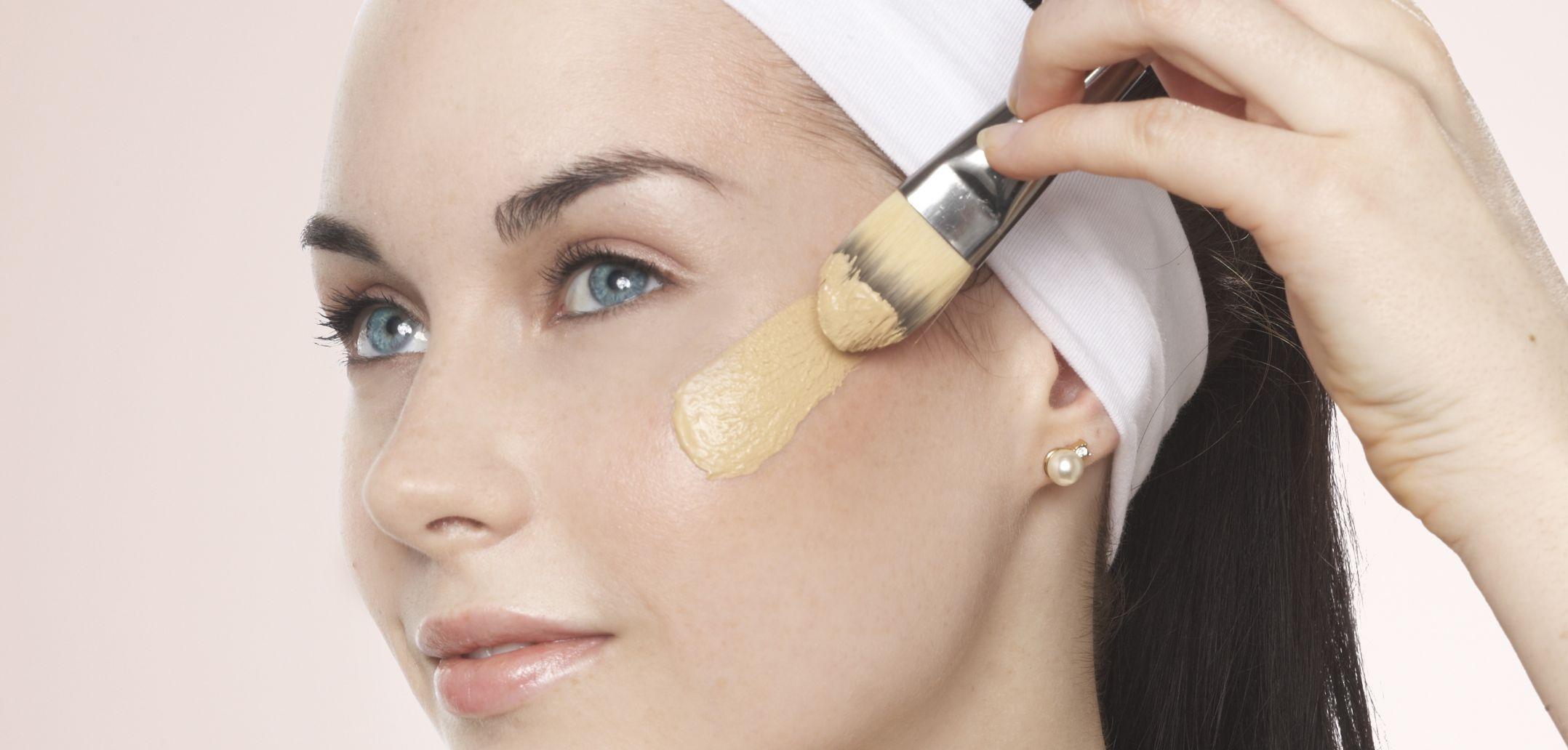 Как правильно определить неподходящий для кожи тональный крем