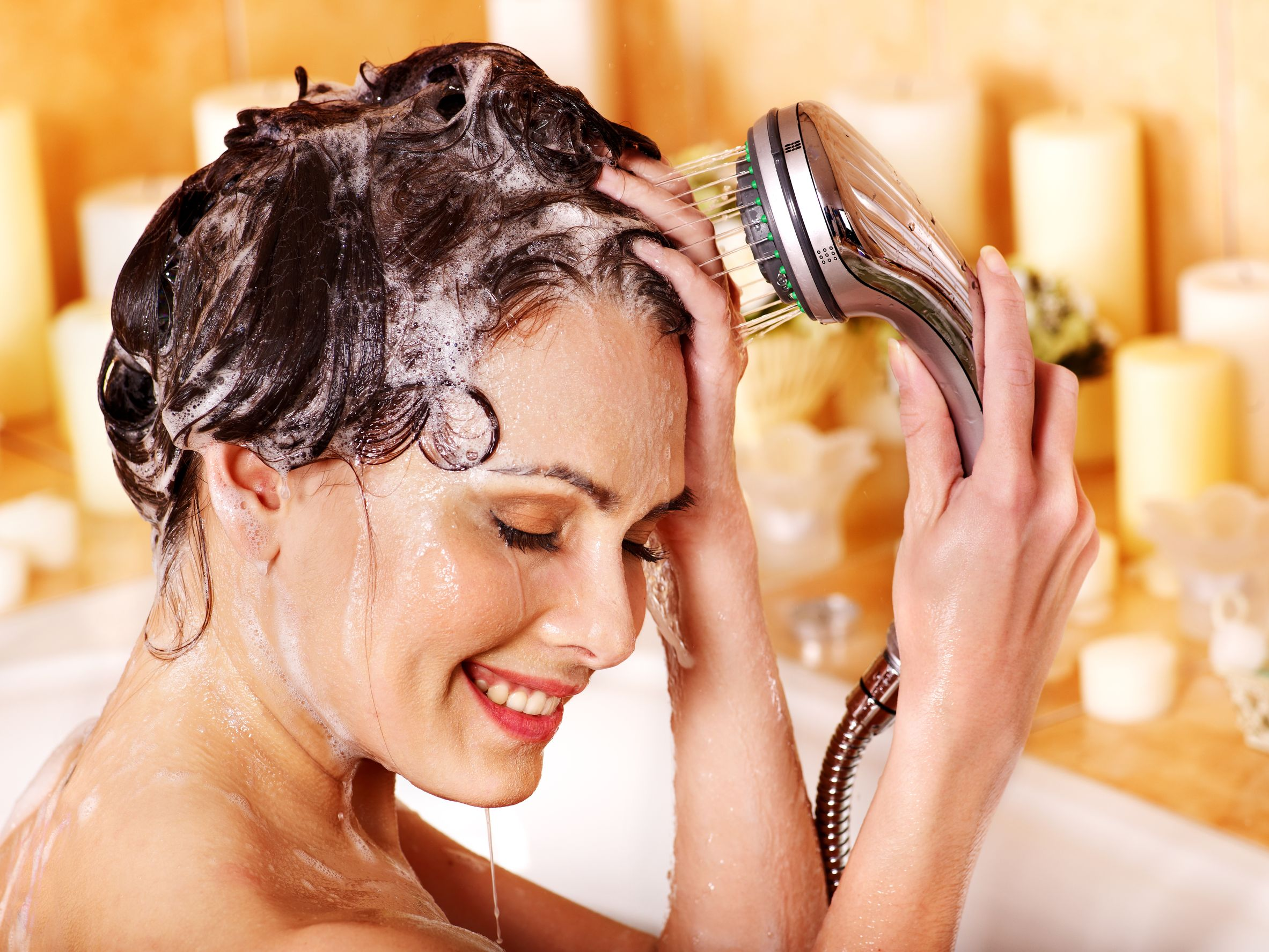 Моем голову пищевой содой – польза природных компонентов для волос