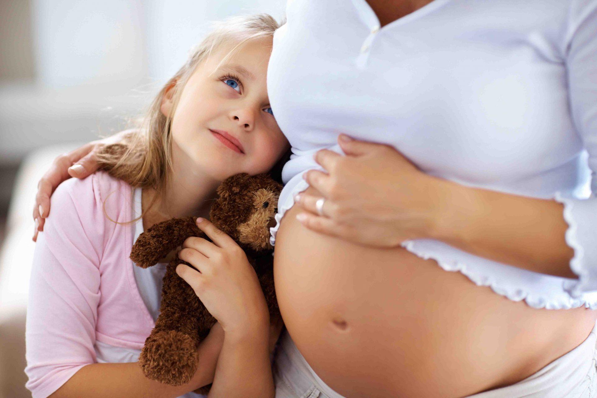 Как правильно подготовить организм к рождению второго ребенка