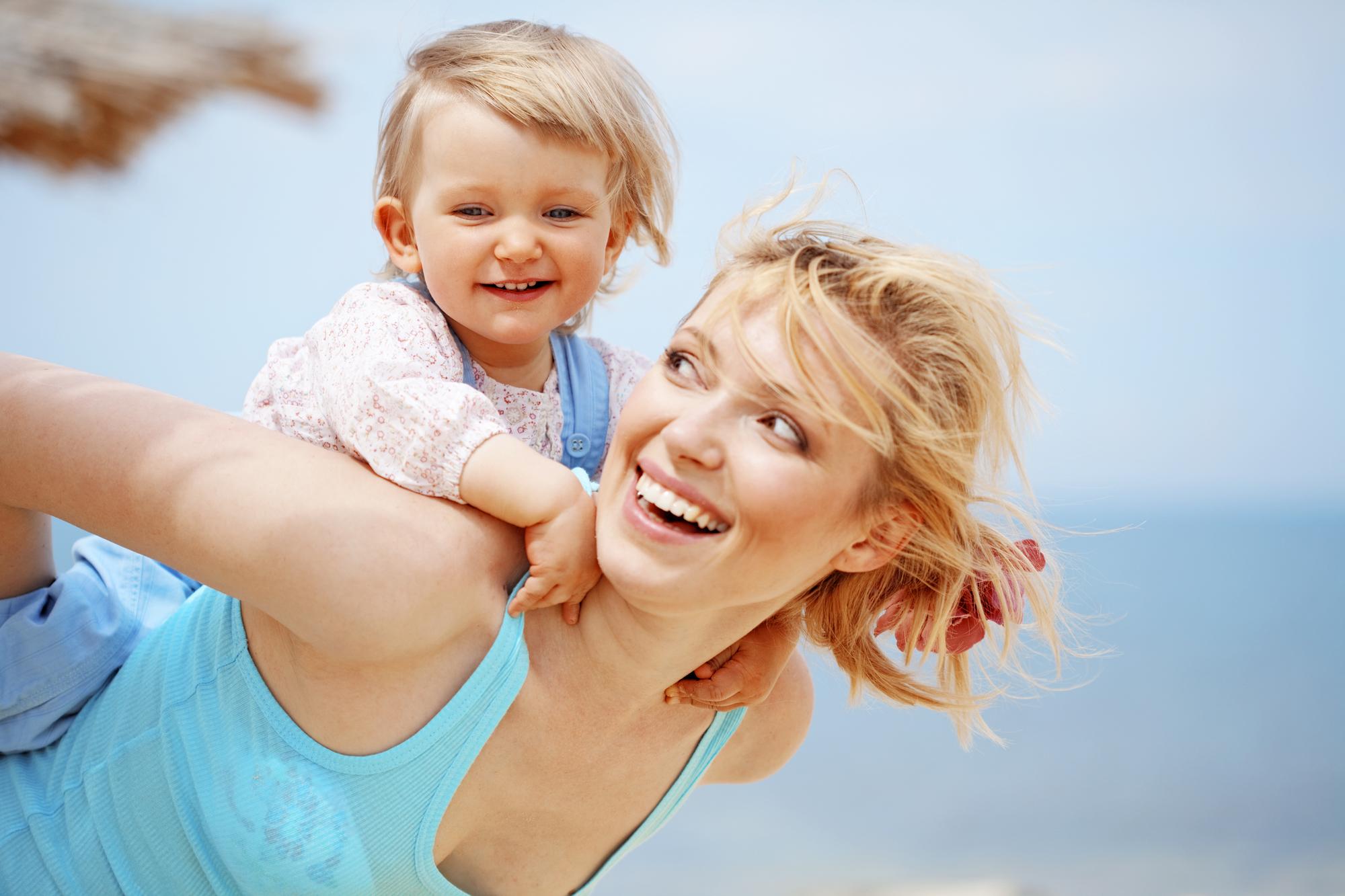 Топ-5 способов, как не сойти с ума маме, когда ребенок пошел в детский сад