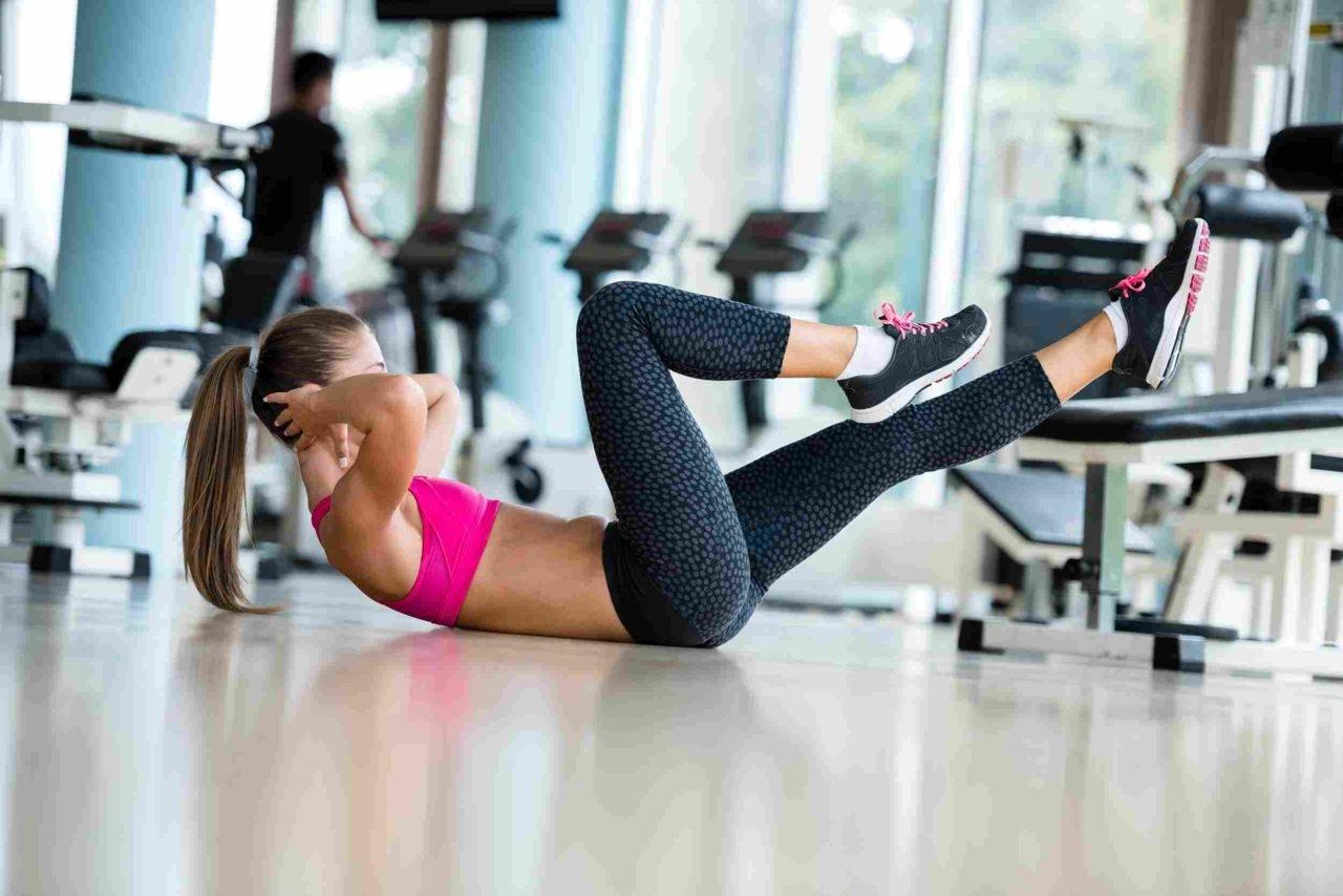 Как один день в декрете может заменить неделю фитнеса в спортзале
