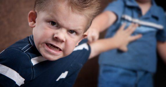 агресивный ребенок